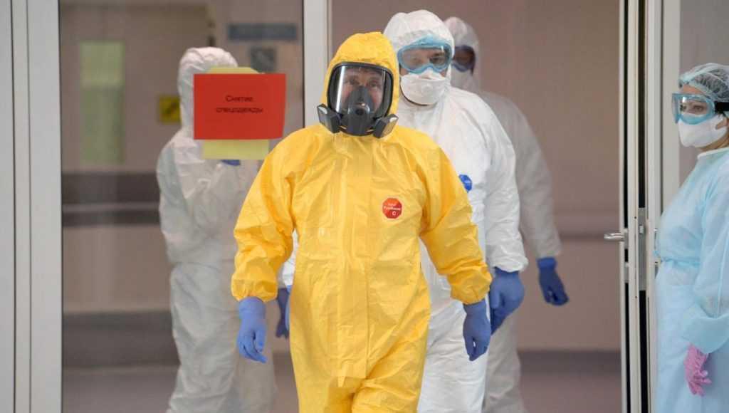 коронавирус защита
