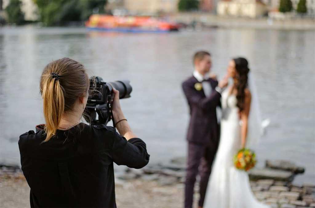 Лилия стала фотографировать свадьбы