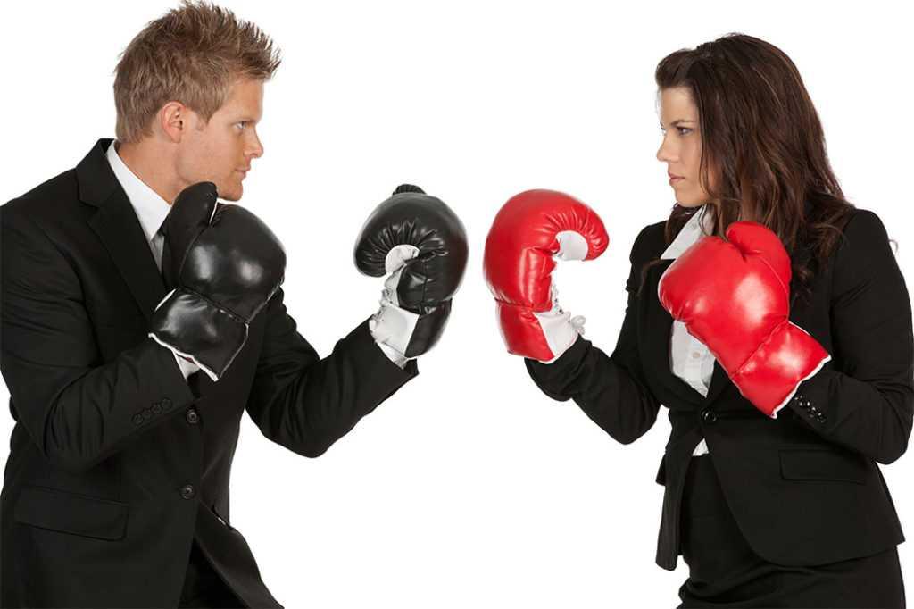 Как быстро загасить конфликт